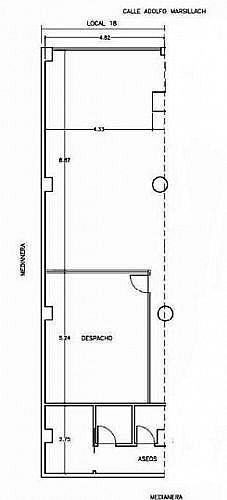 - Local en alquiler en calle Adolfo Marsillach, Arganda del Rey - 188287976