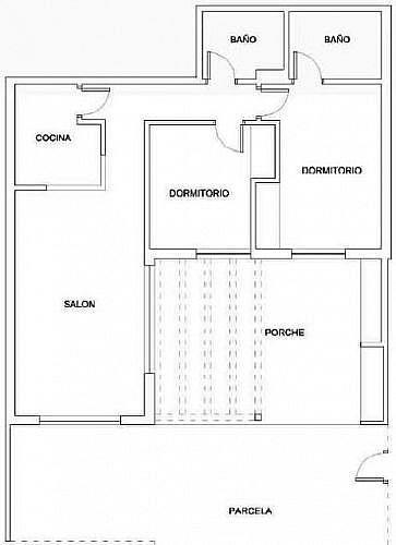 - Piso en alquiler en calle Acacia, Corvera - 191734069