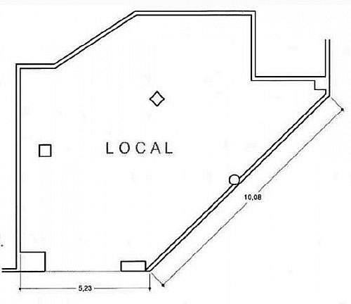 - Local en alquiler en calle Miguel Paredes, L´Olivereta en Valencia - 194123911