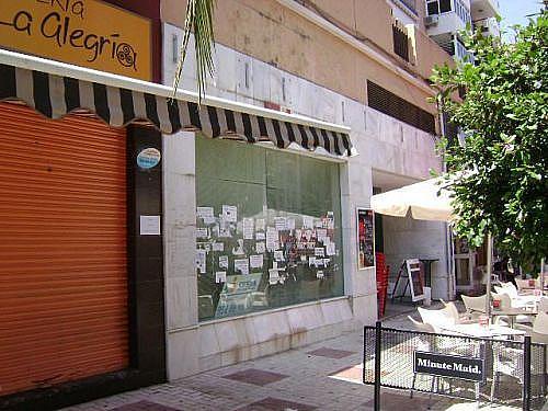 - Local en alquiler en paseo De Los Tilos, Cruz de Humilladero en Málaga - 195643962
