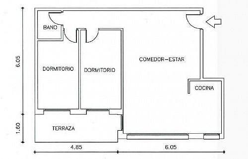 - Apartamento en alquiler en calle Puig de Popa, Calella - 231415367