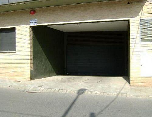 - Garaje en alquiler en calle Castellnou, Santpedor - 265737381