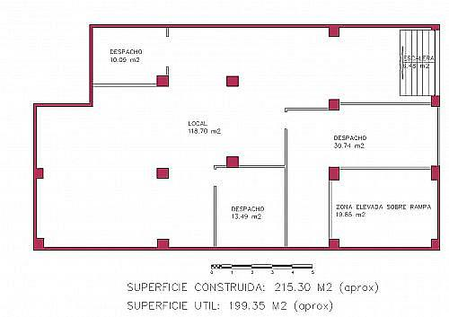 - Local en alquiler en calle Purísima, Torrevieja - 210639871