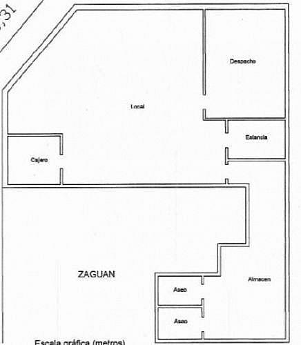 - Local en alquiler en calle Legionari Bernabeu, Gandia - 210641875