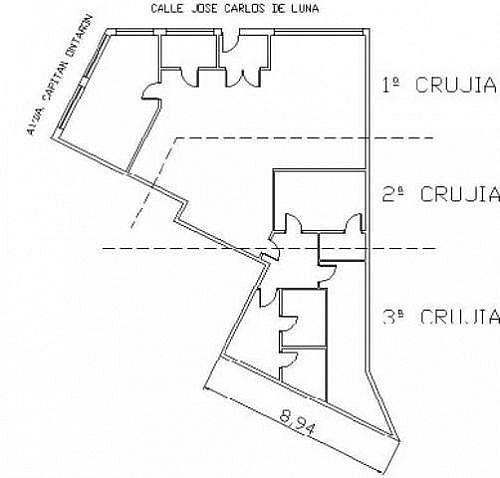 - Local en alquiler en calle Jose Carlos de Luna, Algeciras - 210646927