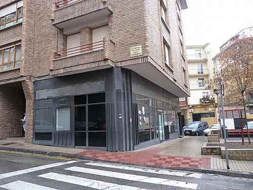 - Local en alquiler en calle Rio Urrobi, Pamplona/Iruña - 210646960