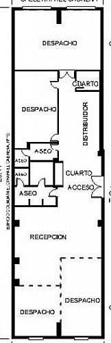 - Local en alquiler en calle Rafael Cabrera, Vegueta, Cono Sur y Tarifa en Palmas de Gran Canaria(Las) - 210647062