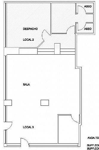 - Local en alquiler en carretera Torre Roja de Barcelona, Viladecans - 210647152