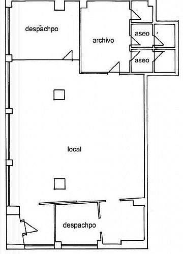 - Local en alquiler en calle America, Ponferrada - 210647380