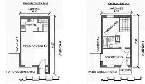 - Casa adosada en alquiler en calle San Pablo, Monte - 213880510