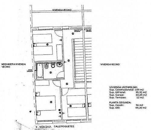 - Casa adosada en alquiler en calle Roquetes, Deltebre - 227418227