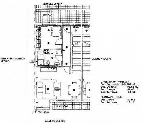 - Casa adosada en alquiler en calle Roquetes, Deltebre - 227418233