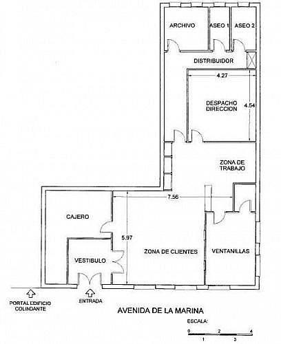 - Local en alquiler en calle Marina, Rota - 231409310