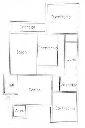 - Piso en alquiler en calle Jesus Nazareno, Chiclana de la Frontera - 231415253
