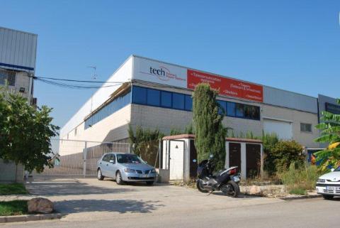 Nave industrial en alquiler en calle Ciudad de Barcelona, Paterna - 26426057