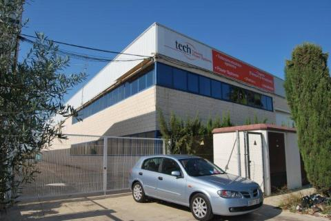 Nave industrial en alquiler en calle Ciudad de Barcelona, Paterna - 26426058