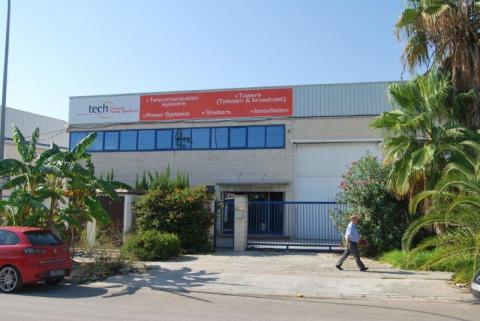Nave industrial en alquiler en calle Ciudad de Barcelona, Paterna - 26426062