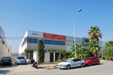Nave industrial en alquiler en calle Ciudad de Barcelona, Paterna - 26426064