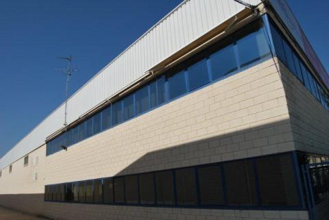 Nave industrial en alquiler en calle Ciudad de Barcelona, Paterna - 26426066