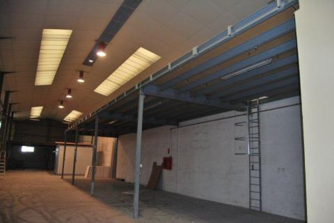 Nave industrial en alquiler en calle Ciudad de Barcelona, Paterna - 26426132