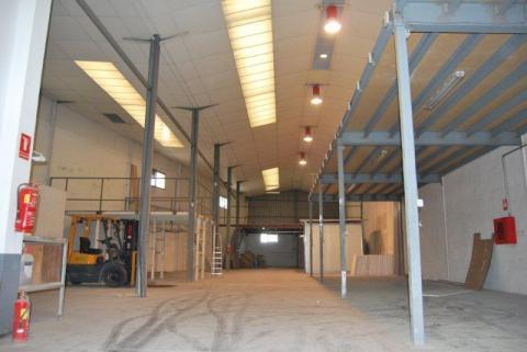 Nave industrial en alquiler en calle Ciudad de Barcelona, Paterna - 26426133