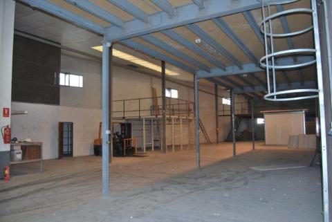 Nave industrial en alquiler en calle Ciudad de Barcelona, Paterna - 26426134