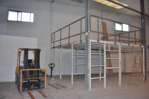 Nave industrial en alquiler en calle Ciudad de Barcelona, Paterna - 26426136