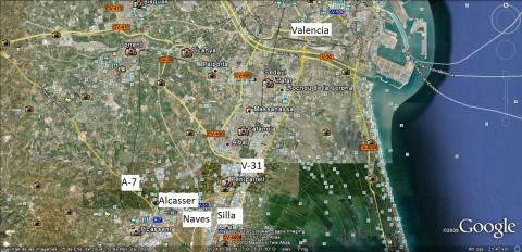 Nave industrial en alquiler en calle Argenters, Alcàsser - 28851362