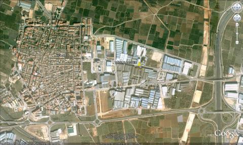 Nave industrial en alquiler en calle Argenters, Alcàsser - 28851369