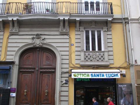 Oficina en alquiler en calle Lauria, Valencia - 42043298