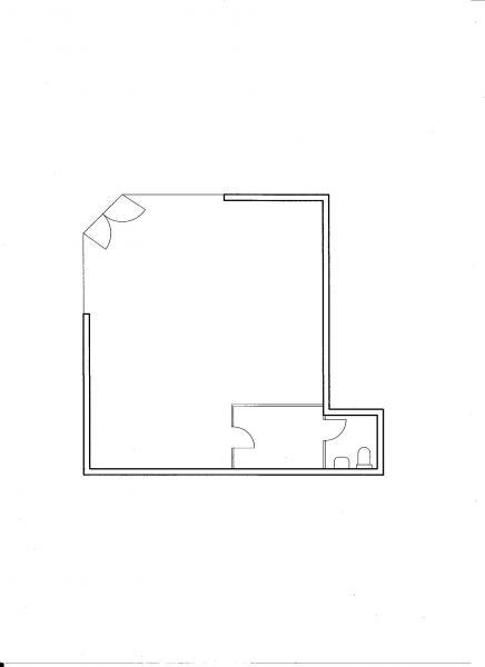 Plano - Local en alquiler en calle Alvaro de Bazan, El pla del real en Valencia - 115899088