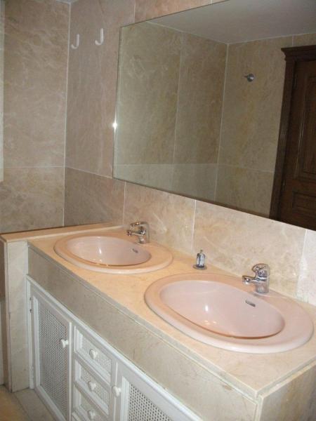 Baño - Piso en alquiler en calle Blasco Ibañez, El pla del real en Valencia - 106031000