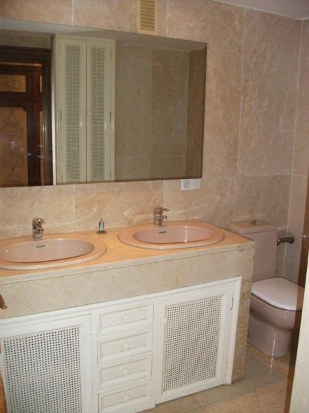 Baño - Piso en alquiler en calle Blasco Ibañez, El pla del real en Valencia - 106031002