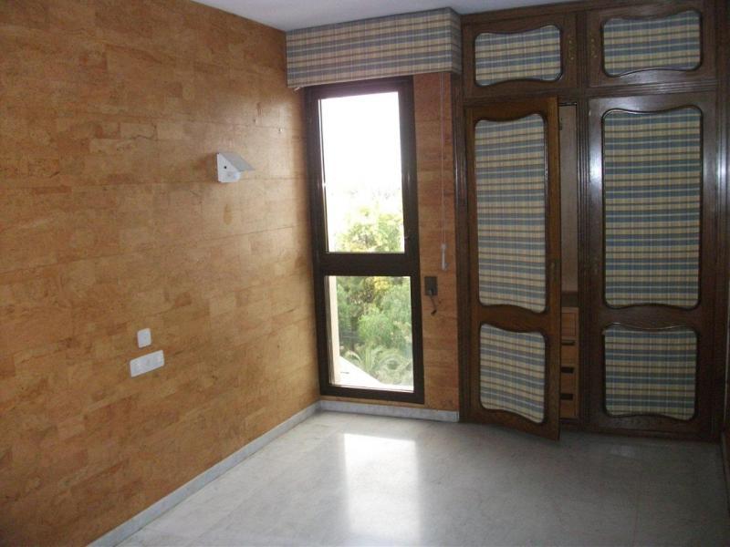 Dormitorio - Piso en alquiler en calle Blasco Ibañez, El pla del real en Valencia - 106031012