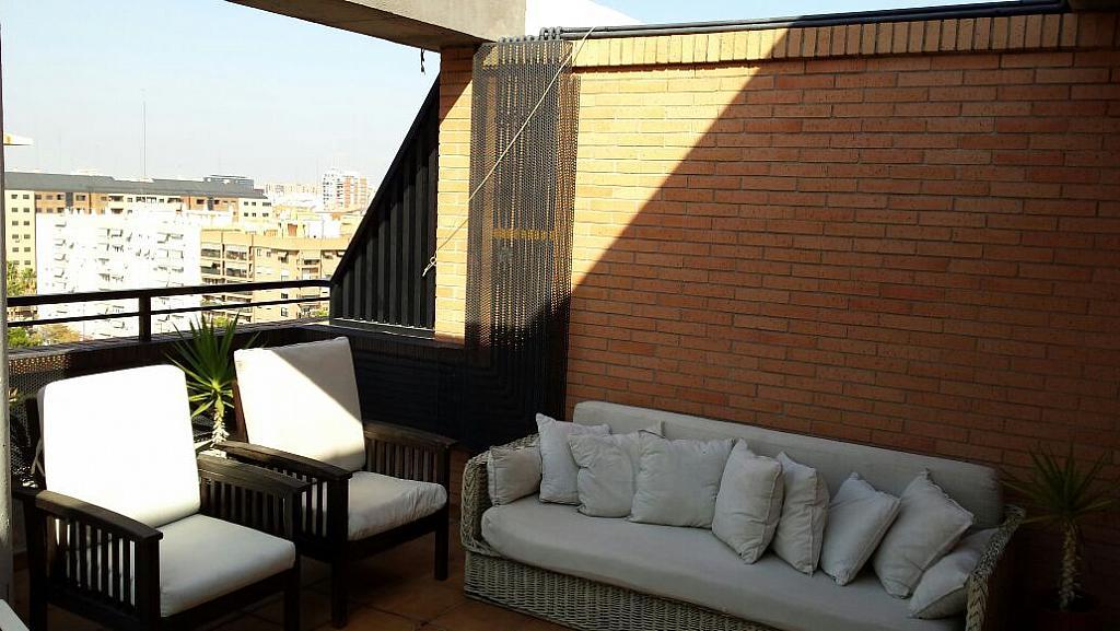 Ático en alquiler en calle Francia, Camins al grau en Valencia - 159985742
