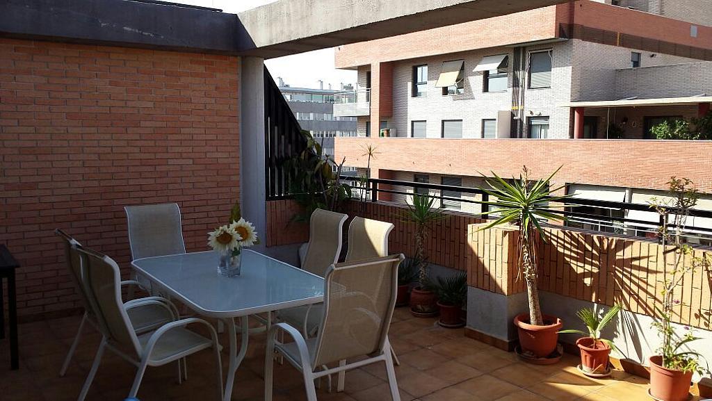 Ático en alquiler en calle Francia, Camins al grau en Valencia - 159985750