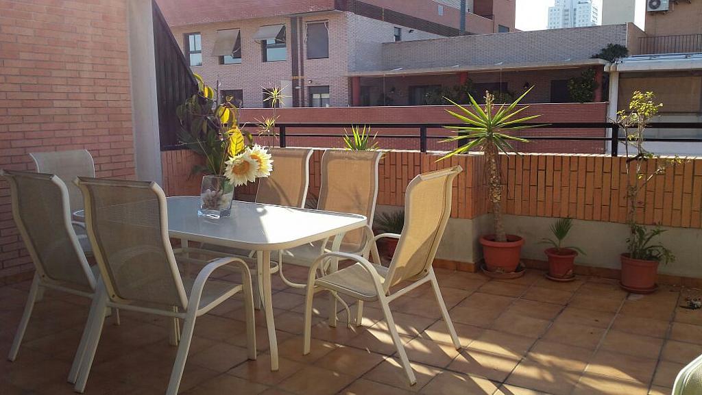 Ático en alquiler en calle Francia, Camins al grau en Valencia - 159985768