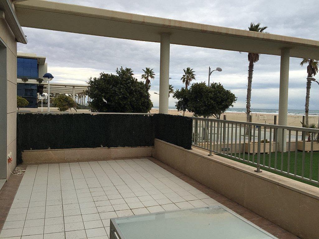 Apartamento en alquiler en calle Mare Nostrum, Patacona en Alboraya - 173862834