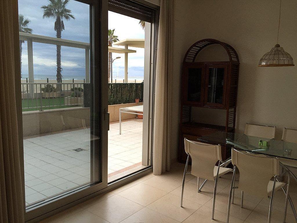 Apartamento en alquiler en calle Mare Nostrum, Patacona en Alboraya - 173862838