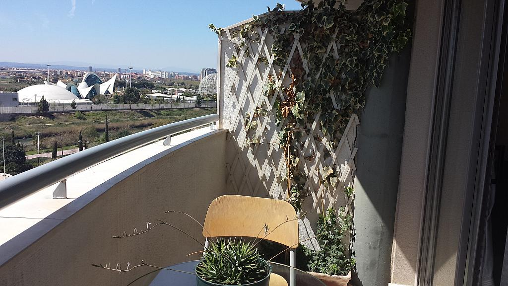 Piso en alquiler en paseo Alameda, Camins al grau en Valencia - 189598836