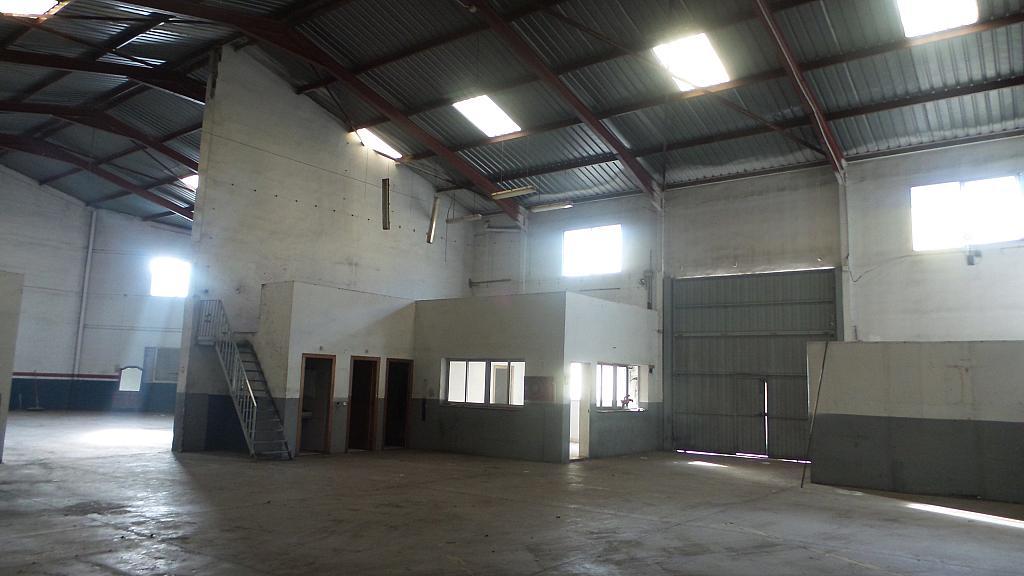Nave industrial en alquiler en calle Aviacion, Manises - 243439401