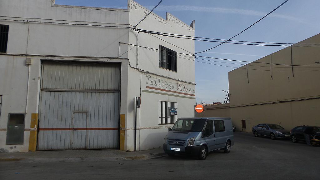 Nave industrial en alquiler en calle Aviacion, Manises - 243439429