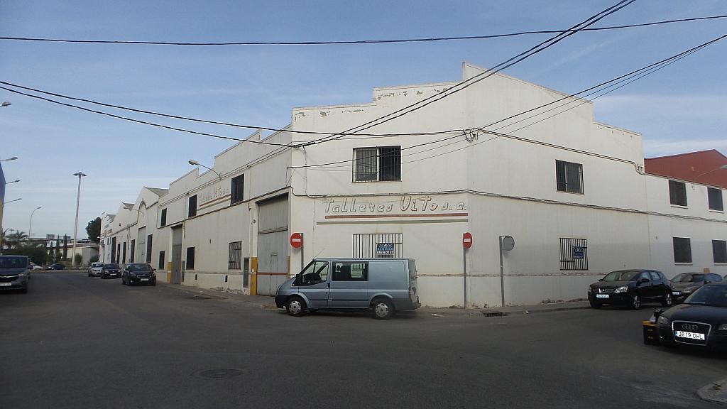 Nave industrial en alquiler en calle Aviacion, Manises - 243439432