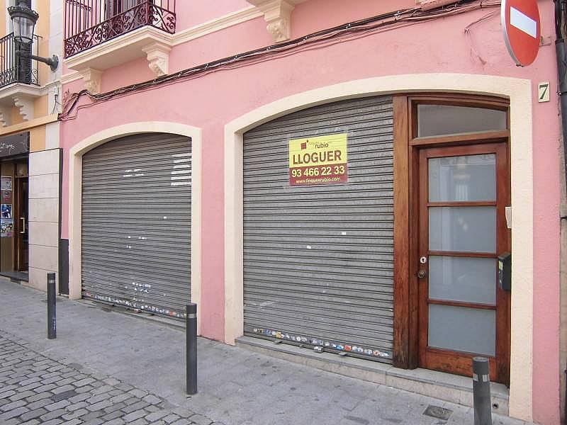 Foto - Local comercial en alquiler en calle Mayor, Santa Coloma de Gramanet - 293850620