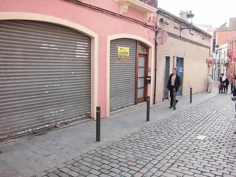 Foto - Local comercial en alquiler en calle Mayor, Santa Coloma de Gramanet - 293850638