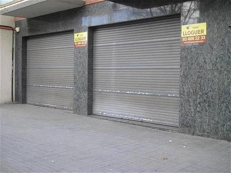 Foto - Local comercial en alquiler en calle Pi I Margall, Sant Adrià de Besos - 262221447