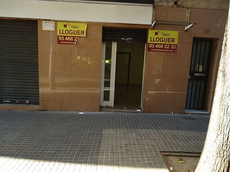 Foto - Local comercial en alquiler en calle Mossen Jacint Verdaguer, Santa Coloma de Gramanet - 321462891