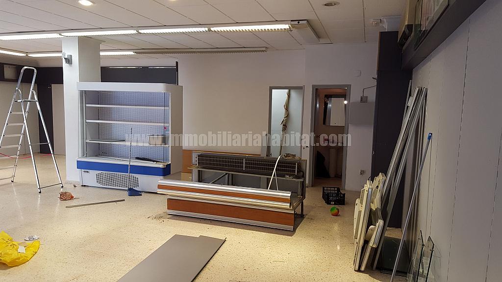Local comercial en alquiler en edificio Tarragonès, Sant Pere i Sant Pau en Tarragona - 309252621