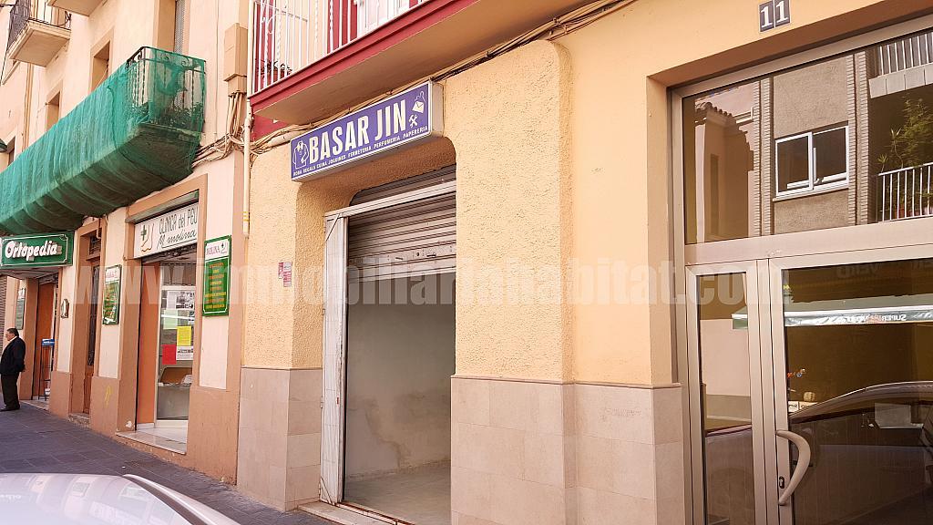 Local comercial en alquiler en calle Maria Cristina, Eixample Tarragona en Tarragona - 190688590