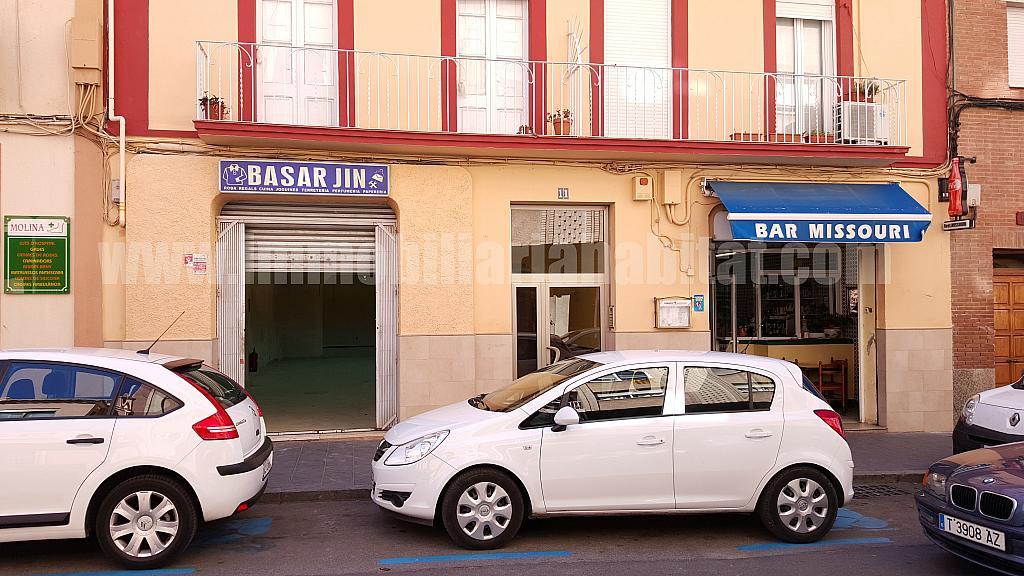 Local comercial en alquiler en calle Maria Cristina, Eixample Tarragona en Tarragona - 190688594